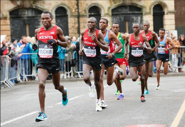 Chapionnats du monde - Semi-marathon H - 2016
