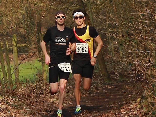 Marathonien de coeur et d'esprit - Jogging du Ronvau 2016