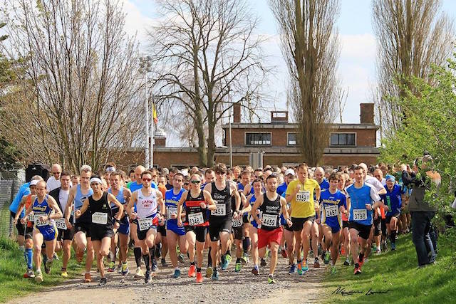 Challenge de jogging du Brabant wallon - Beauvechain 2016