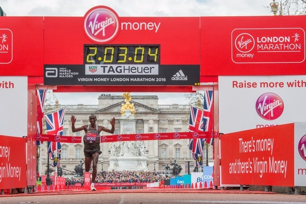 London Marathon 2016 - M