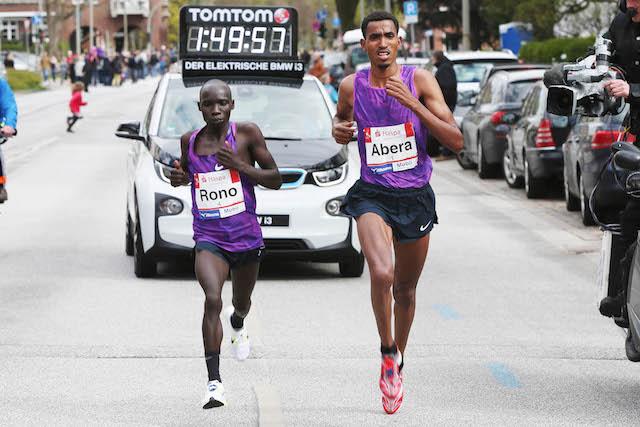 Marathon de Hambourg 2016