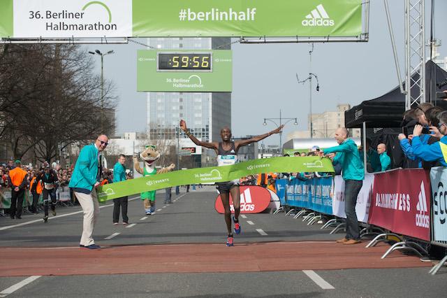 Semi-marathon de Berlin 2016 - H