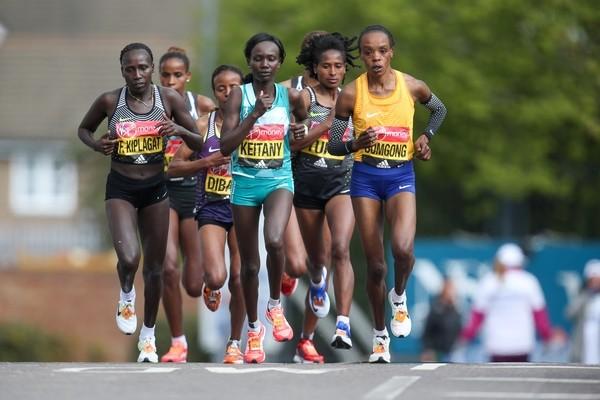lLondon Marathon 2016 - W