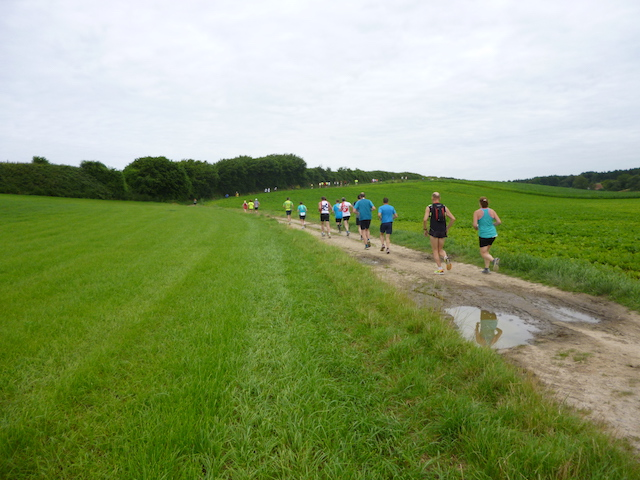 Jogging de Plancenoit 2016 - 2
