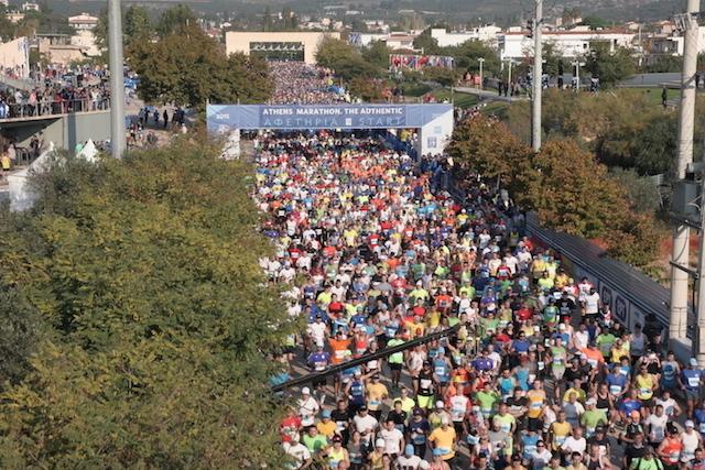 athens-marathon-depart-a-marathon
